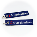 Keyring Brussels Airlines (blue)