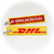 Keyring DHL Airlines / Remove Before Flight