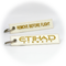 Keyring Etihad Airways / Remove Before Flight (pearl)