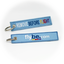 Keyring FlyBe Airlines / Remove Before Flight