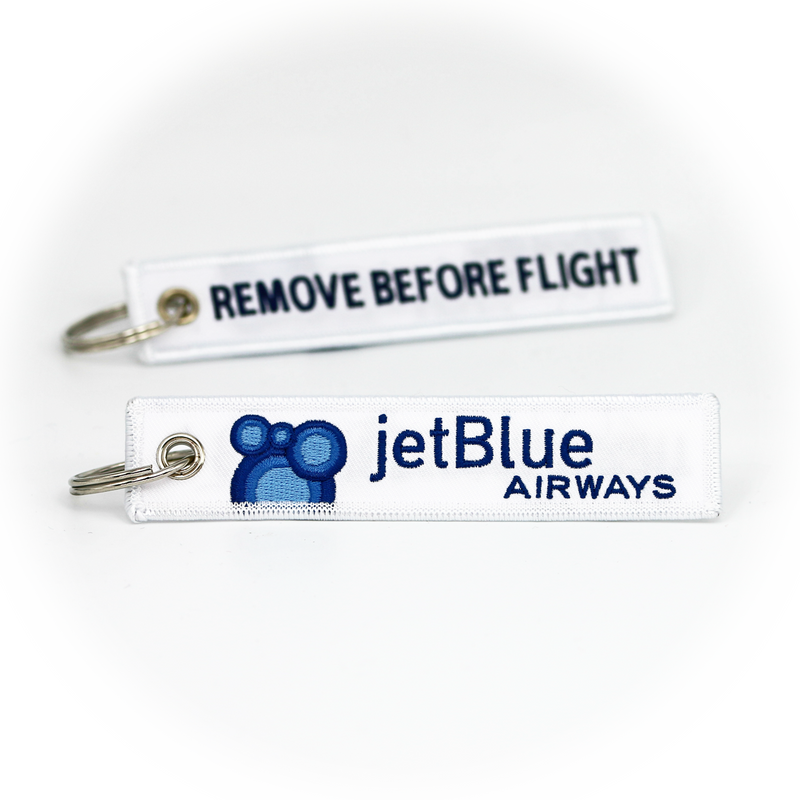 Keyring Jetblue Airways / Remove Before Flight