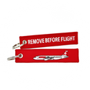 Keyring SWISS / Remove Before Flight (A320 version)