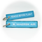 Keyring Maersk Air / Remove Before Flight