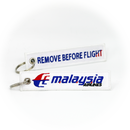 Keyring Malaysia Airlines / Remove Before Flight