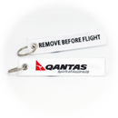Keyring Qantas / Remove Before Flight