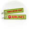 Keyring S7 Airlines / Remove Before Flight