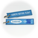 Keyring SABENA / Remove Before Flight