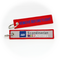 Keyring SAS Scandinavian Airlines System / Remove Before Flight