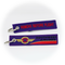 Keyring Southwest Airlines / Remove Before Flight (purple)
