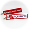Keyring Virgin Atlantic / Remove Before Flight