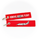 Keyring CESSNA Citation / Remove Before Flight (plane)
