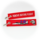 Keyring McDonnell Douglas F-15 Eagle F15 / Remove Before Flight