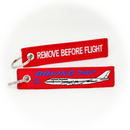Keyring Boeing 747 / Remove Before Flight