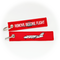 Keyring Bombardier Challenger 600 / Remove Before Flight
