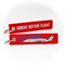 Keyring Bombardier Canadair Jet CRJ 200 / Remove Before Flight