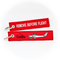Keyring CESSNA C152 / Remove Before Flight (black logo)