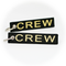 Keyring Crew (black/gold)