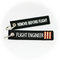 Keyring Flight Engineer F/E / Remove Before Flight