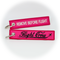 Keyring Flight Crew / Remove Before Flight (pink)