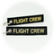 Keyring Flight Crew (black/gold)