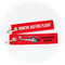 Keyring Aérospatiale Gazelle Helicopter / Remove Before Flight