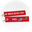 Keyring Airbus Helicopters H145 / Remove Before Flight
