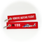 Keyring Airbus H155 Helicopter / Remove Before Flight