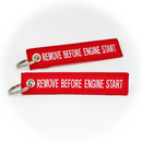 Keyring Remove Before Engine Start