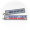 "Keyring Check-In Gate ""Double Agent"" / Remove Before Flight"