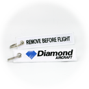 Keyring Diamond Aircraft Company / Remove Before Flight