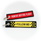Keyring Follow Me / Remove Before Flight Edition