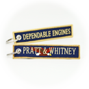 Keyring Pratt & Whitney / Dependable Engines Edition
