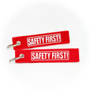 Keyring Safety First