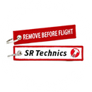Keyring Swissair Technics SR Technics / Remove Before Flight