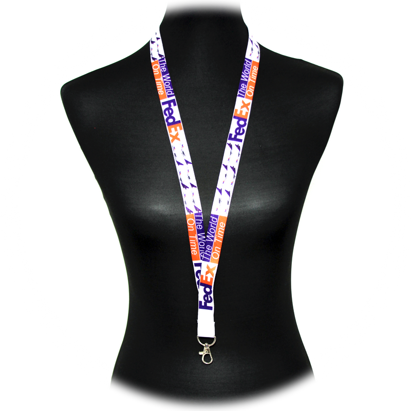 Lanyard Fed Ex Federal Express