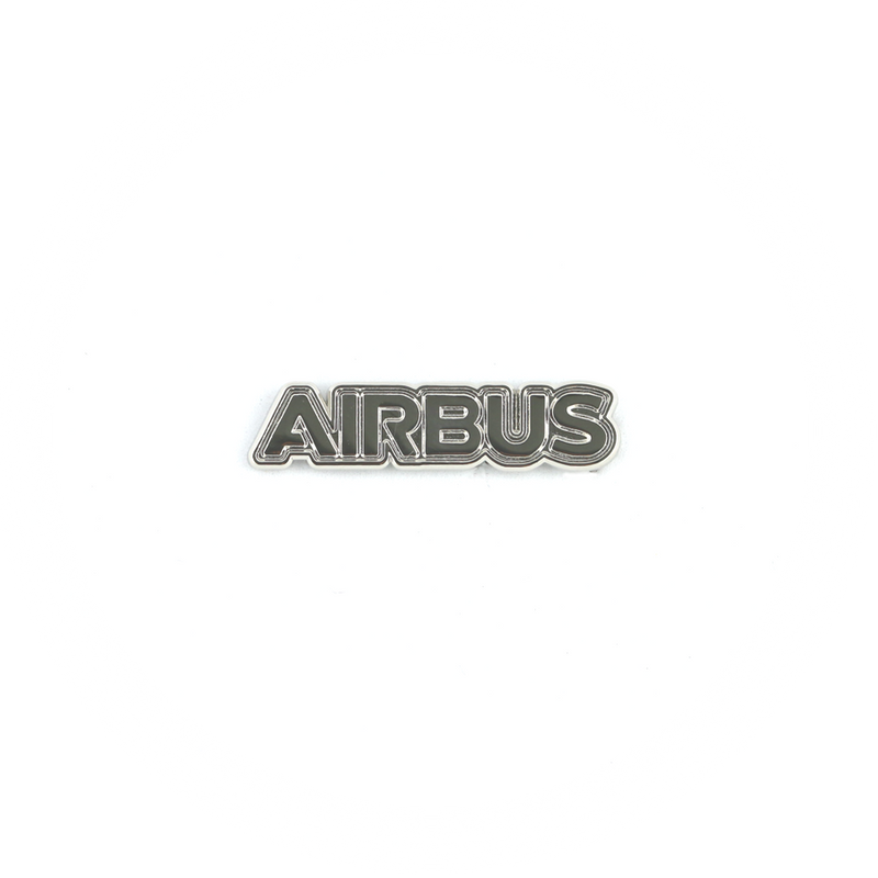 Pin Airbus (text)