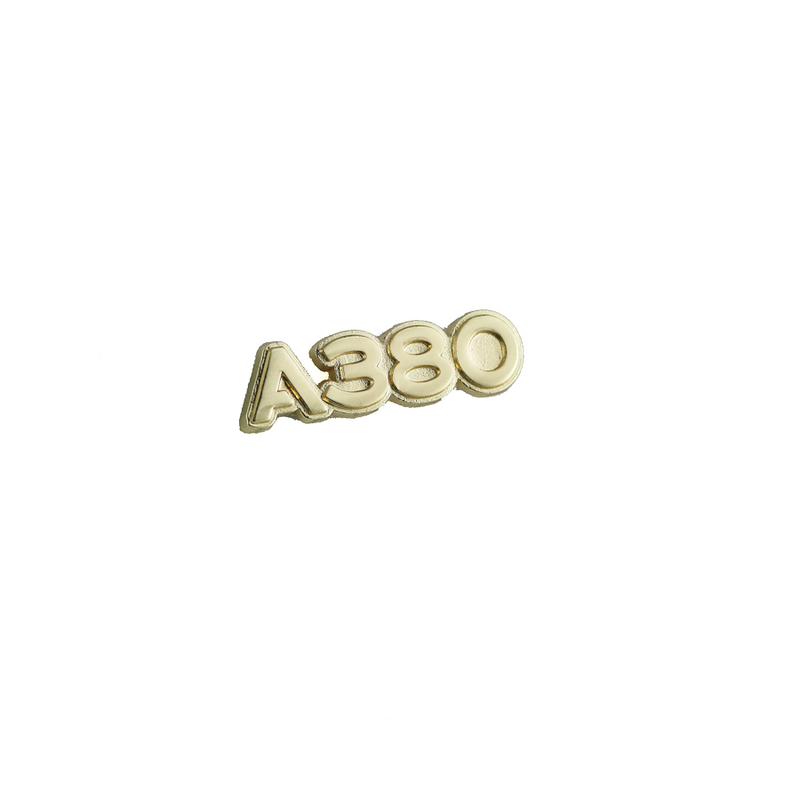 "Pin Airbus A380 ""numbers"""