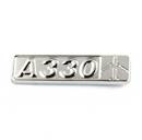 Pin Airbus A330 (rectangle with airplane silhouette)