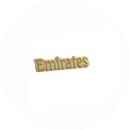 Pin Emirates (golden color)