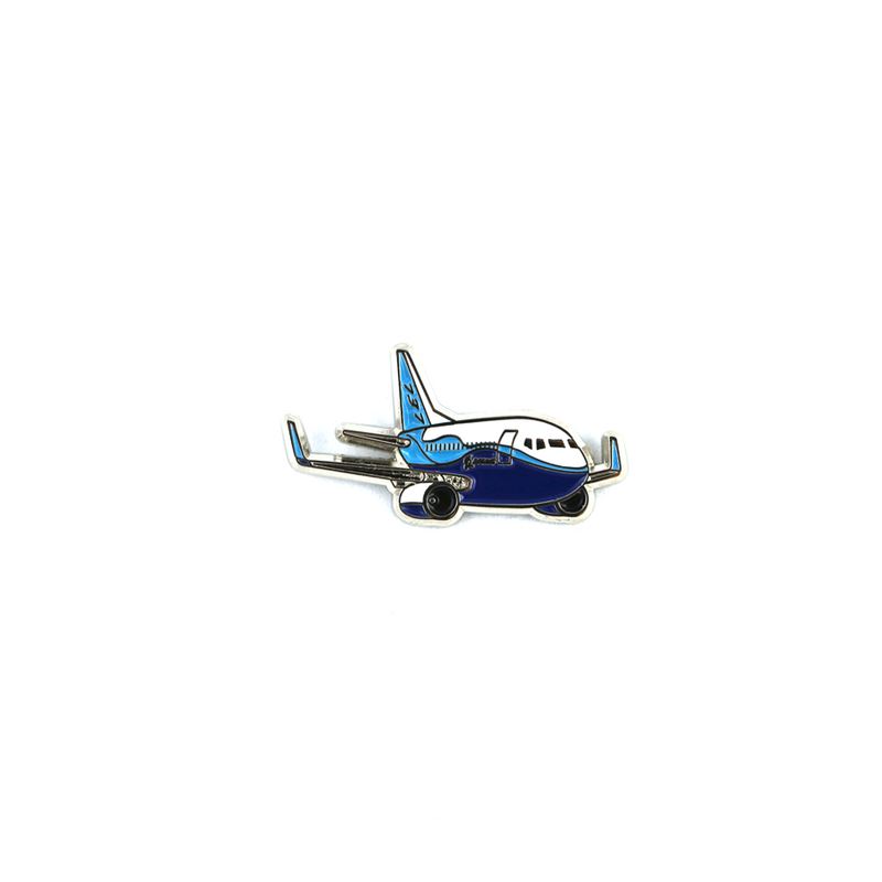 "Pin Boeing 737 ""chubby"""