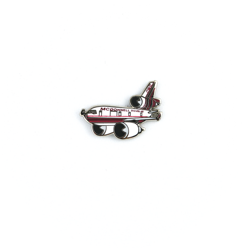 "Pin McDonnell Douglas MD-11 / M11 House Colors ""chubby"""
