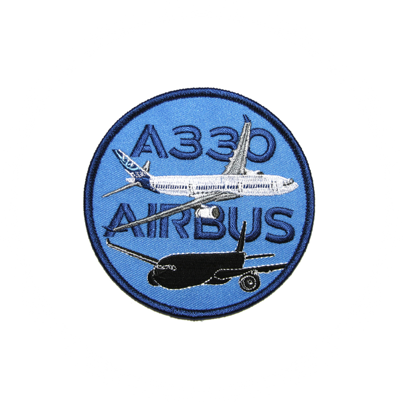 Patch Airbus A330 (round)