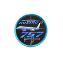 Patch Boeing 757 (round)