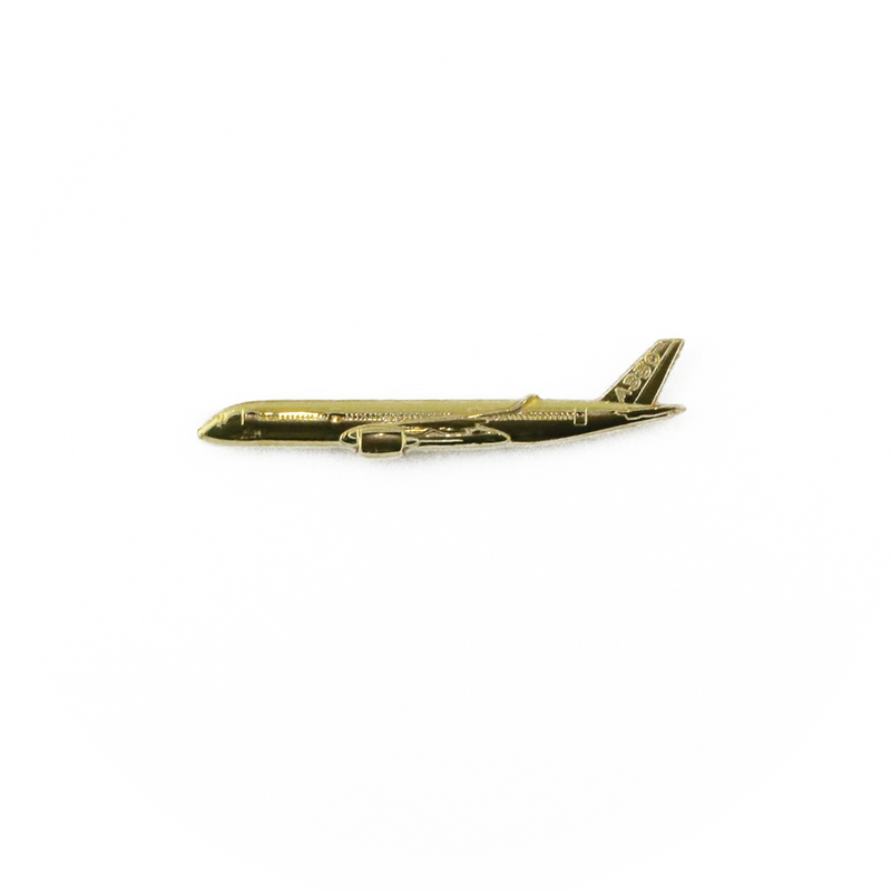 Pin Airbus A350 (sideview)