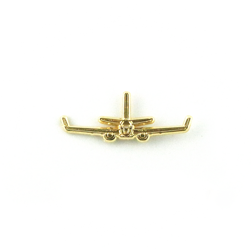 Pin Boeing 737 (head-on)