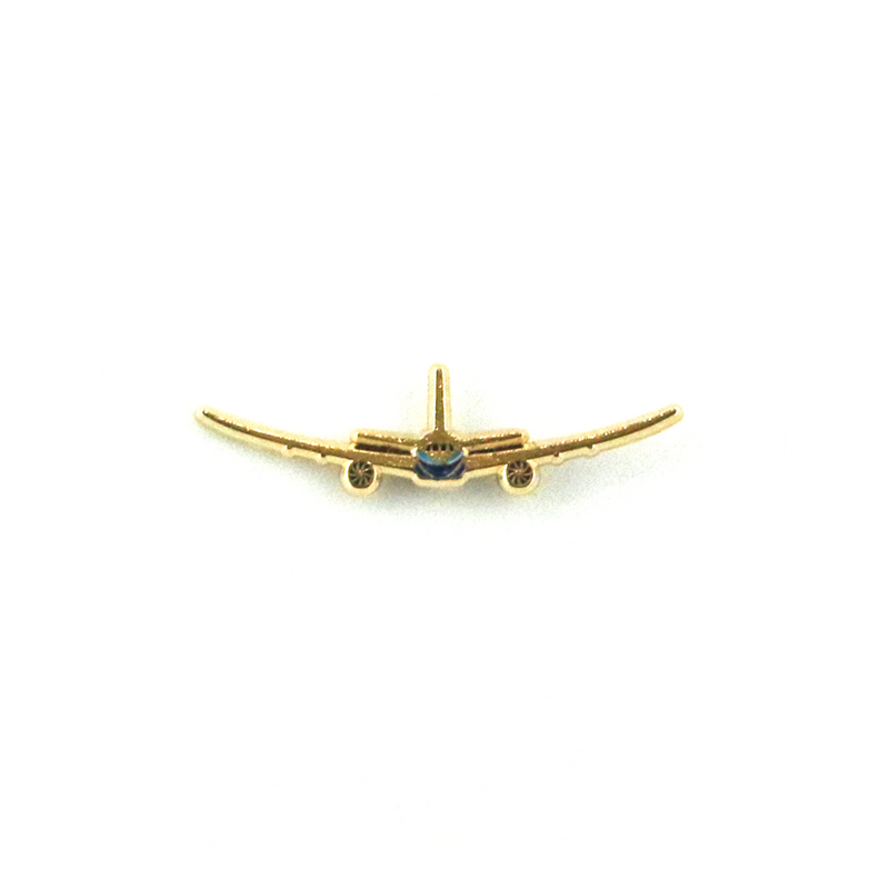 Pin Boeing 787 (head-on)