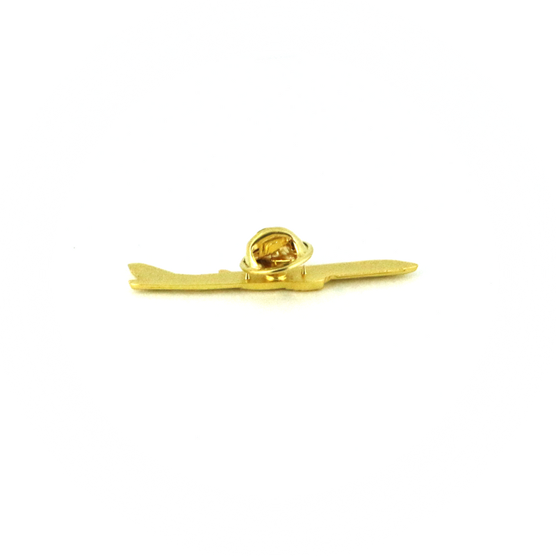 Pin Embraer Airplane (sideview)