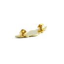 Wing Pin Airbus A320 Gold