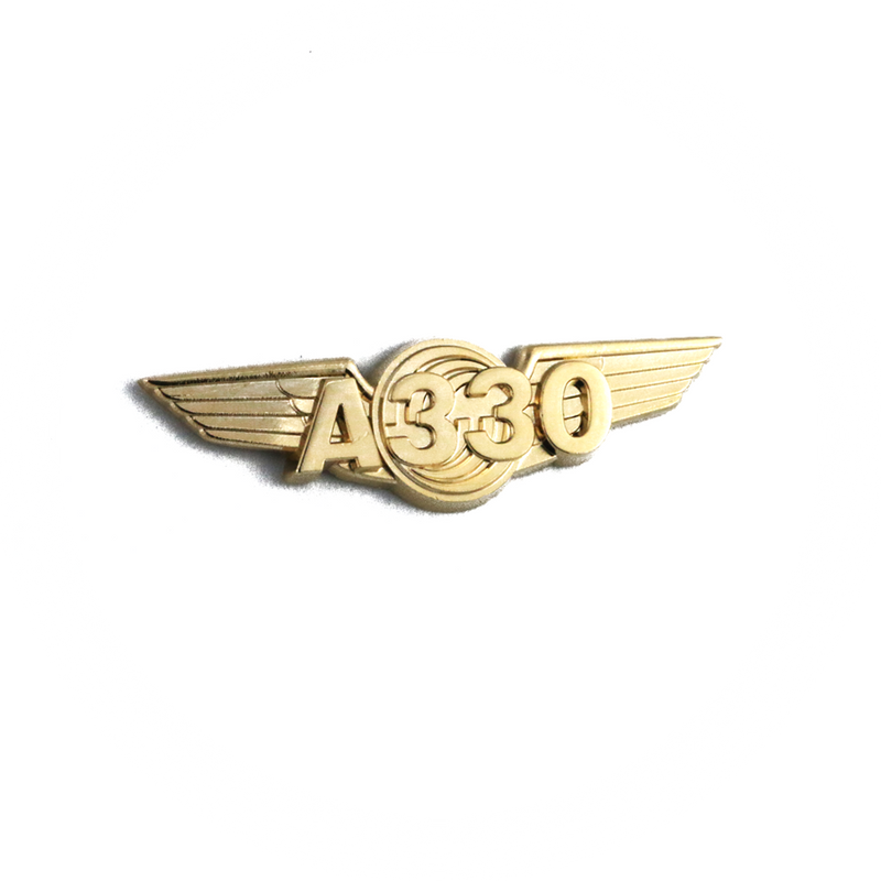 Wing Pin Airbus A330 Gold