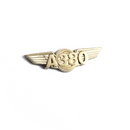 Wing Pin Airbus A380 Gold